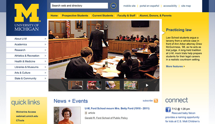 Mr. McGuinness regularly serves as moot court judge at the University of Michigan Law School